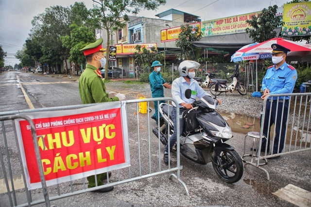 Pertahanan Vietnam Jebol Lagi, COVID-19 Menyebar dari Area Karantina - JPNN.com