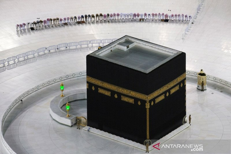 Arab Saudi Sambut Kedatangan Jemaah Haji 2020 - JPNN.com
