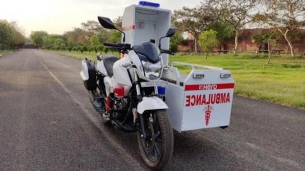 Puluhan Motor Ambulans Ini Siap Bawa Pasien Corona - JPNN.com