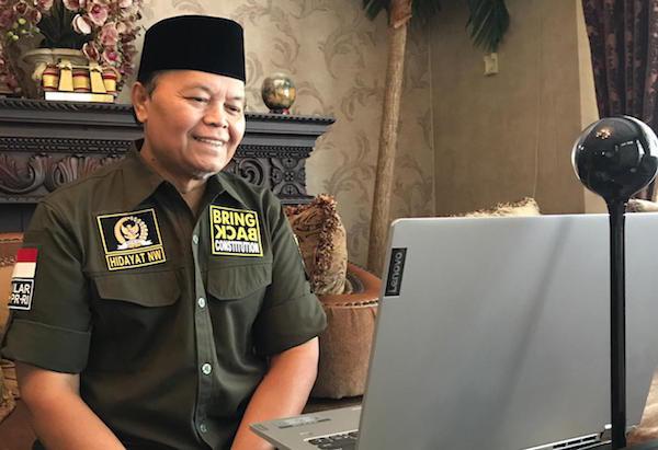 Wakil Ketua MPR: Semestinya Presiden Dorong Segera Temukan Vaksin Covid-19 - JPNN.com