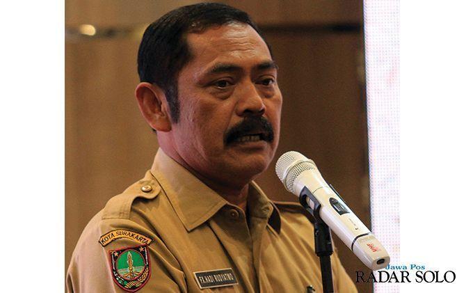 Wali Kota Solo Amuk Kepala Dinkop UKM - JPNN.com