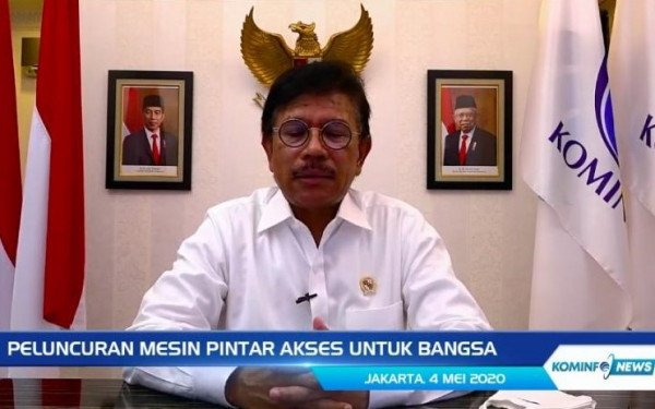 Kominfo Luncurkan 1.000 Mesin Pintar untuk Atasi Penyebaran Corona - JPNN.com