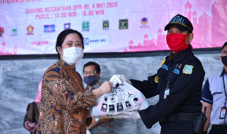 Puan: Kita Butuh Gotong Royong Berskala Besar - JPNN.com