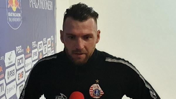 Mantan Pemain Persebaya Ini Sebut Marko Simic Striker yang Paling Berbahaya - JPNN.com