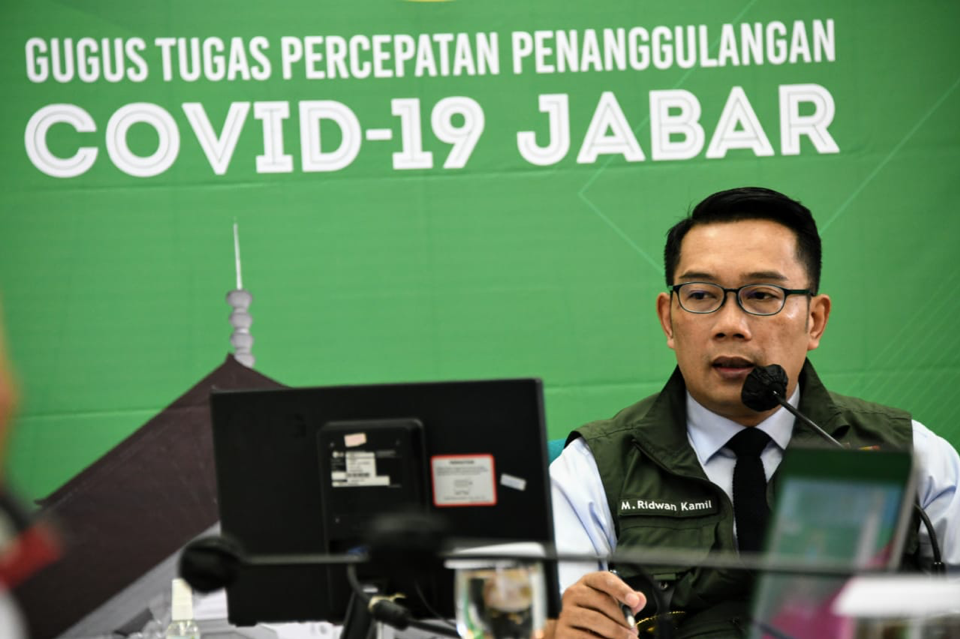 Info dari Kang Emil: Rapid Test Buatan Unpad Lebih Top ketimbang Produk Impor - JPNN.com