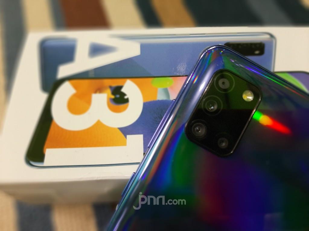 Semarakkan Lebaran di Rumah dengan Samsung Galaxy A31 - JPNN.com