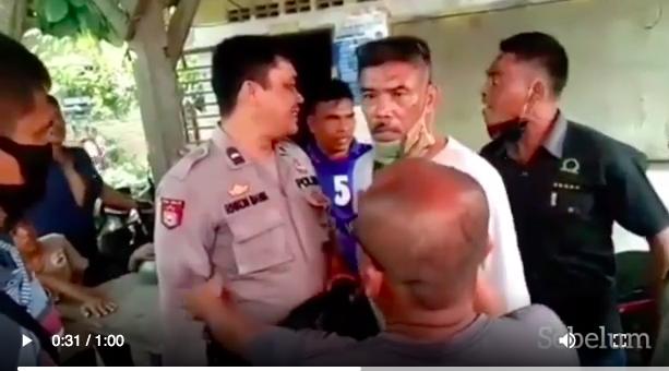 Video Preman Bengis Sok Menantang Polisi, Lihat Gayanya Sebelum dan Sesudah Ditangkap - JPNN.com