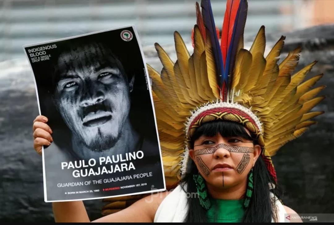 Gegara Corona, Masyarakat Adat Lembah Amazon: Kami Terancam Punah - JPNN.com