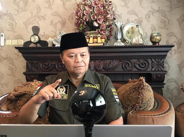 Atasi Covid-19, HNW: Jangan Hanya Rakyat Disuruh Disiplin - JPNN.com