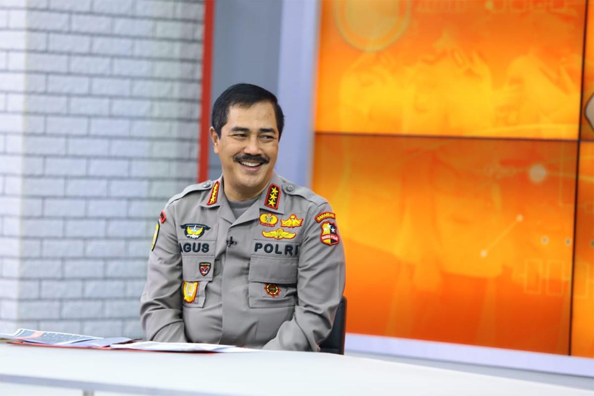 Komjen Agus Andrianto, Calon Kapolri yang Pernah Tangani Kasus Ahok - JPNN.com