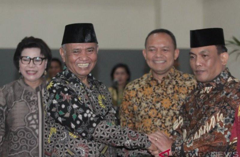 Brigjen Panca Putra Simanjuntak 11 Bulan di KPK Pimpin 21 OTT, Balik Lagi ke Polri - JPNN.com