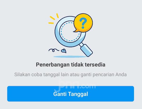 Moda Transportasi Dilonggarkan, Traveloka dan Tiket.com Belum Buka Pemesanan Tiket - JPNN.com