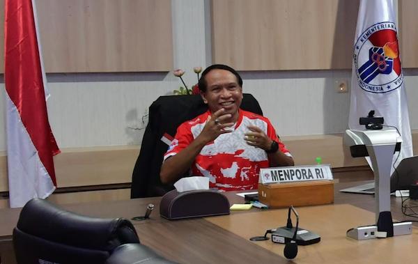 Sambut New Normal, Kemenpora Akan Diskusikan Kondisi Olahraga Nasional Bersama Tiga Ketua Organisasi - JPNN.com