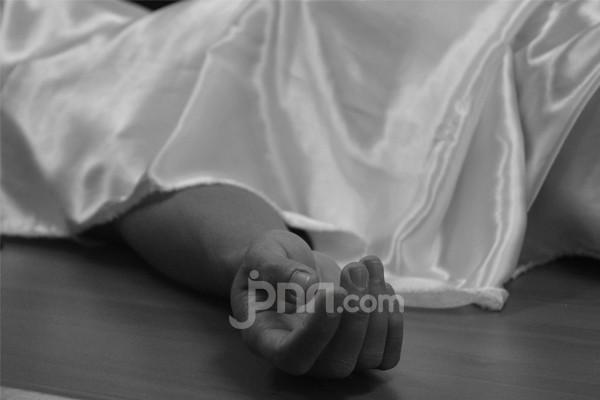 Lardi Meninggal Begitu Lihat Gerobak Baksonya Terbakar - JPNN.com