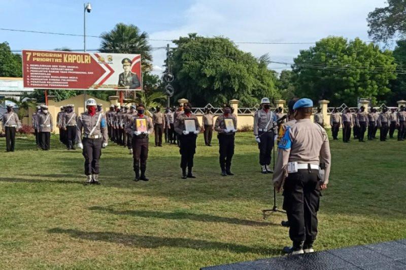 3 Bintara Ini Dipecat Secara Tidak Hormat Lantaran Bikin Malu Korps Bhayangkara - JPNN.com