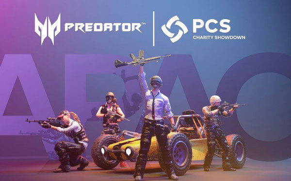 Predator Sponsori PUBG Continental Series APAC Charity Showdown - JPNN.com