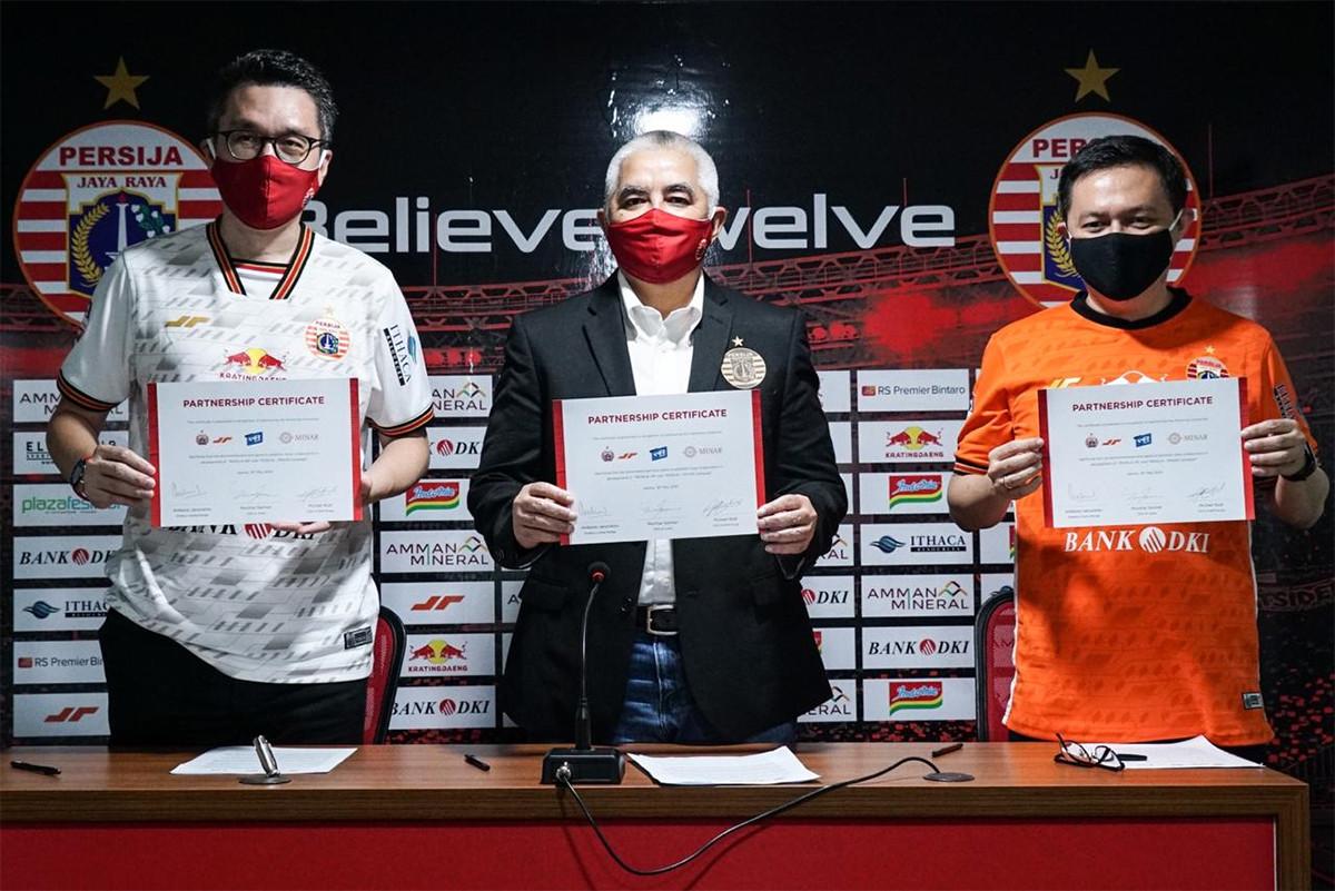 Persija Luncurkan Aplikasi Permainan Agar Makin Dekat dengan Fan - JPNN.com