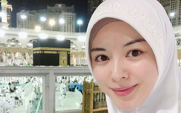Cerita Ayana Jihye Moon Ikut Program Ramadan Menjaga - JPNN.com