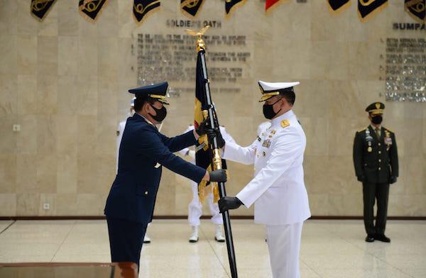 Panglima TNI Pimpin Sertijab Kepala Staf Angkatan Laut - JPNN.com