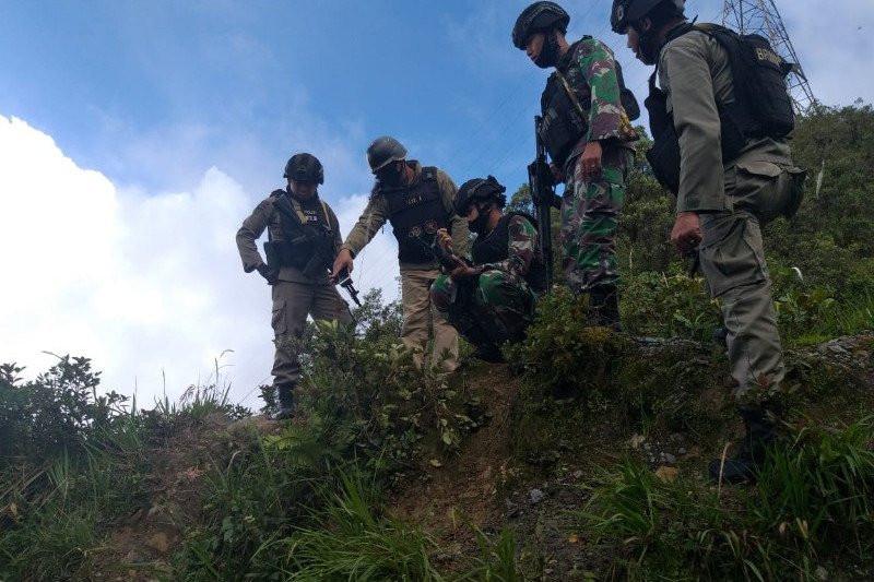 KKB Mengamuk di Sugapa Intan Jaya, Serka Sahlan dan Badwi Tewas - JPNN.com