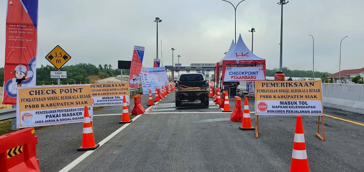 Jelang Lebaran, Seperti ini Kondisi Jalan Tol Trans Sumatera - JPNN.com
