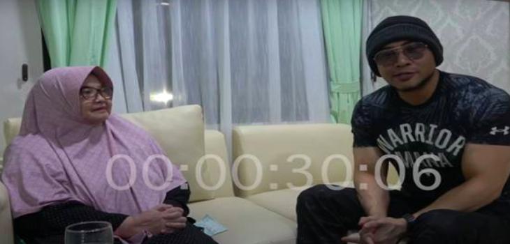 Bertemu dengan Mantan Menkes Siti Fadilah, Deddy Corbuzier: Saya Menangis - JPNN.com