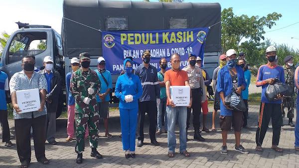 Letkol Joko Setiyono Kerahkan Personel Lanal Banyuwangi ke Beberapa Wilayah, Semoga Sukses - JPNN.com