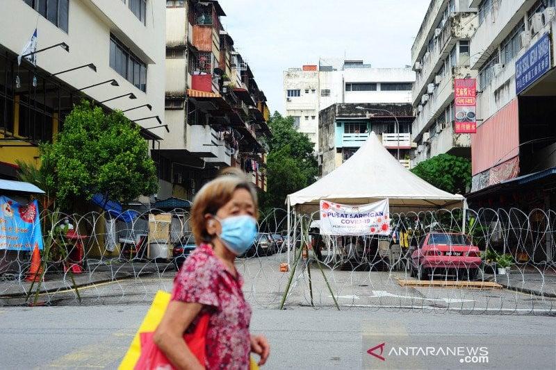 Malaysia Lockdown Lagi, Polisi Tangkap 230 Orang dalam Sehari - JPNN.com