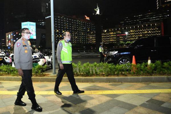 Pernyataan Terbaru Kakorlantas Terkait Situasi Saat Malam Takbiran - JPNN.com