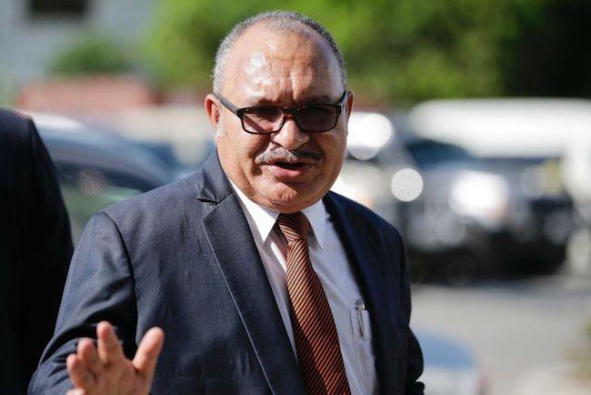 Eks PM Papua Nugini Ditangkap Polisi Gegara Proyek Generator dari Israel - JPNN.com