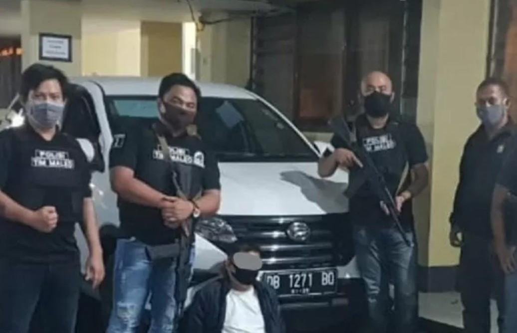 Mewah, Spesialis Penggelapan Mobil Ini Sembunyi di Hotel - JPNN.com