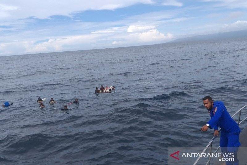 Belasan ABK KM Samena 02 yang Terapung-apung di Laut Akhirnya Selamat - JPNN.com
