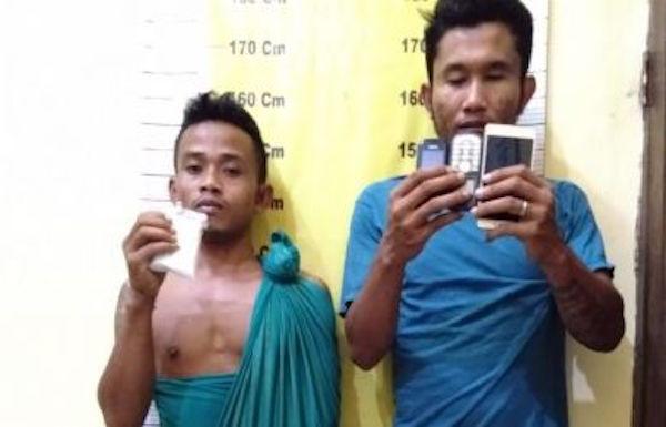 Apes, Dua Pria Ini Kecelakaan Usai Membeli Sabu-sabu dari Seorang Bandar - JPNN.com