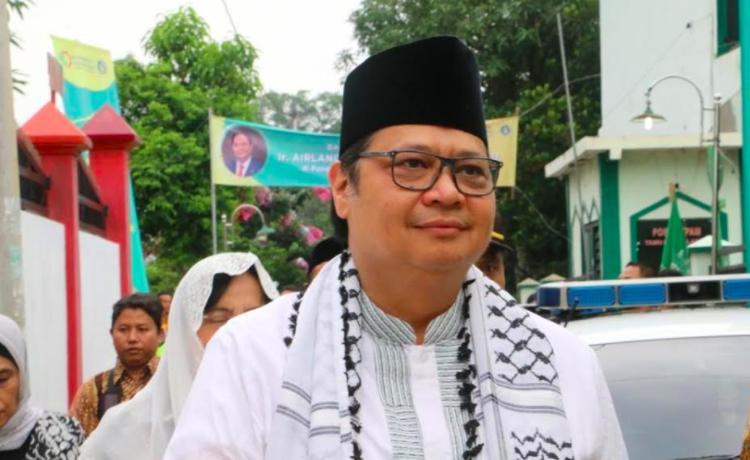 Penjelasan Ketum Golkar Soal Pendamping Menantu Jokowi di Pilwako Medan - JPNN.com