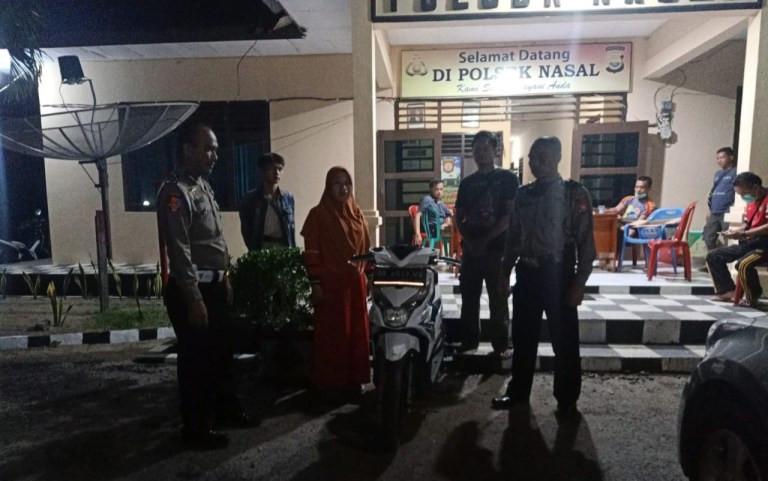 Mbak Yunarti Bikin Sibuk Polisi, Lapor Sepeda Motor Miliknya Hilang, Eh Ternyata - JPNN.com