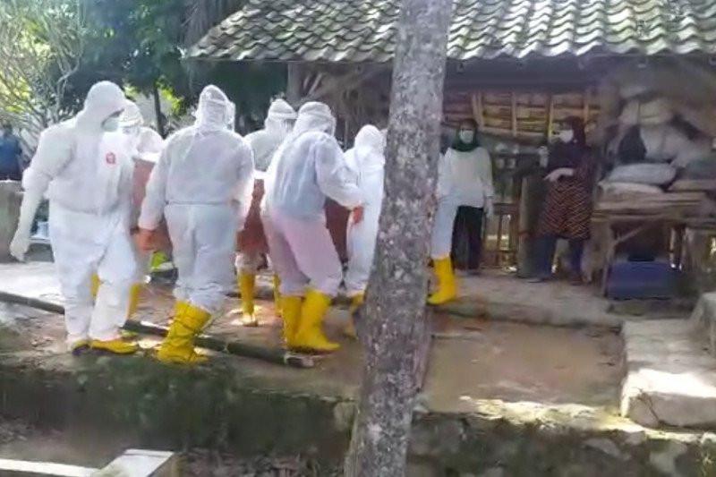 Update COVID-19 di Lampung: Total Pasien Terkonfirmasi Positif Corona sudah Sebegini - JPNN.com