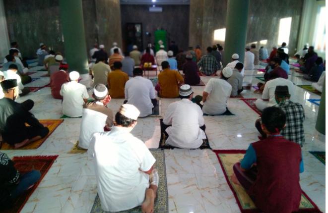 41 Kelurahan di Bekasi Tetap Gelar Salat Id bersama Warga di Masjid, Ini Penjelasannya - JPNN.com