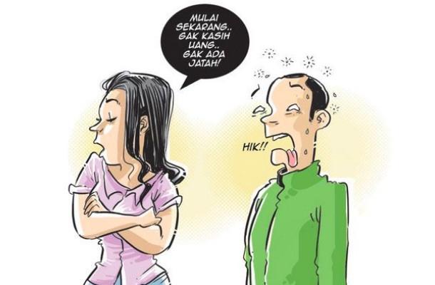 Ibu Muda Sambat Gegara Selalu Dimintai Jatah Tanpa Diberi Nafkah - JPNN.com