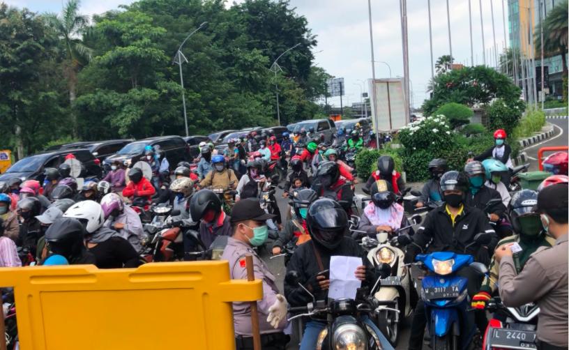 Untuk Warga Surabaya Raya, Tolonglah Patuhi Aturan PSBB Demi Kebaikan Bersama - JPNN.com