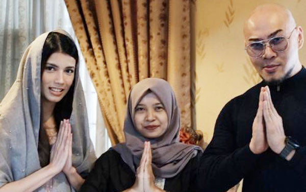 Deddy Corbuzier: Ketupat Sudah Dipotong, Opor Siap Dihidangkan, Kena PSBB - JPNN.com
