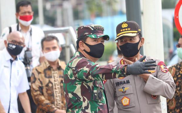 Ini Instruksi Panglima TNI dan Kapolri, Seluruh Anggota Harus Ikut - JPNN.com
