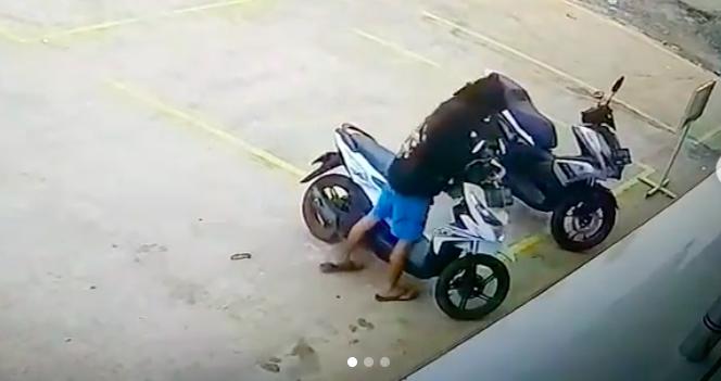 Motor Dicuri, Robby Purba: Pencurinya Masih Bocah - JPNN.com