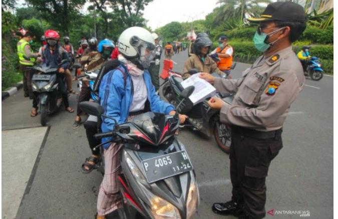 Tantangan Upaya Penyekatan Arua Balik ke Jabodetabek - JPNN.com