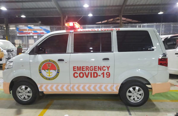 Penjualan Suzuki APV Moncer di Tengah Pandemi Covid-19 - JPNN.com