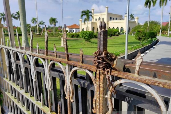 Istana Segera Dibuka Jelang Penerapan New Normal - JPNN.com