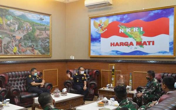 Bea Cukai Bahas Potensi Aceh dalam Kunjungan ke Kodam Iskandar Muda - JPNN.com