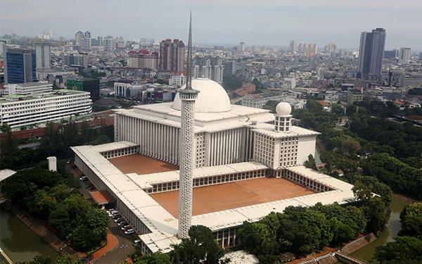 Informasi Penting dari Pihak Masjid Istiqlal Jelang Jumatan - JPNN.com
