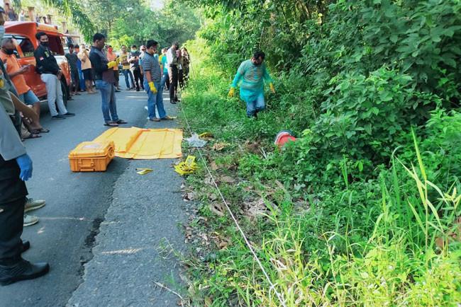 Wanita Paruh Baya Tewas Bersimbah Darah, Tubuhnya Dihujani 22 Tusukan, Lihat Fotonya - JPNN.com