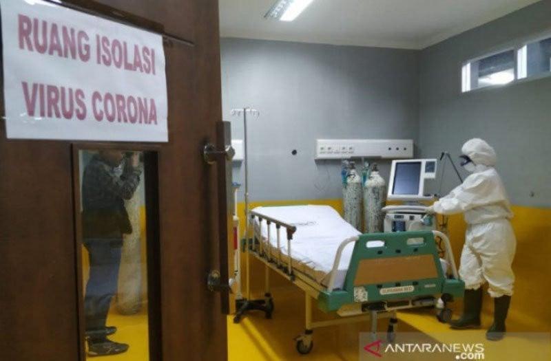 Pasien Covid-19 Melonjak, RSUD Cibinong Ditutup, Wahyu Eko Cemas - JPNN.com