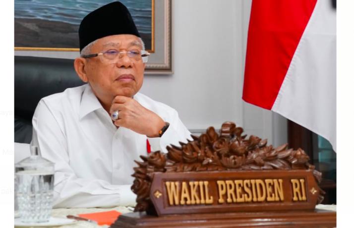Pesan Wapres Ma'ruf Amin dalam Menghadapi New Normal - JPNN.com